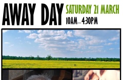 Away Day 2015 Poster