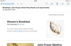 carey newsletter