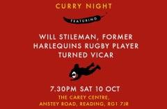 Curry Night 2015